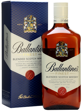 Ballantines Scotch Finest
